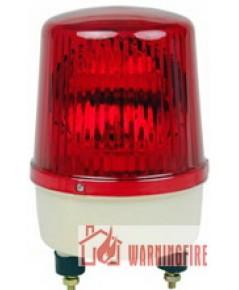 ไฟหมุน 220V ขนาด 6 นิ้ว(Rotator Warning Light) รุ่น WL-12BS ยี่ห้อ Warningfire