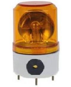 ไฟหมุนพร้อมเสียงไซเรน 220V ขนาด 84 มิลลิเมตร รุ่น WL-03BSJ