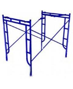 นั่งร้านสีน้ำเงิน 1 ชั้น สูง 1.7 เมตร รุ่น มาตรฐาน