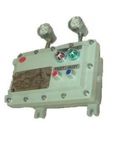 ไฟฉุกเฉินกันระเบิด 2 x 9w. LED รุ่น EEMG209 ยี่ห้อ BGM มาตรฐาน TISTR Certificate IEC60079-1