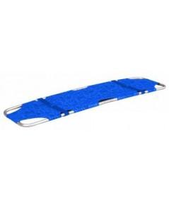 ชุดเปลผ้าใบเคลื่อนย้ายผู้ป่วย ชนิดพับได้ 4 ท่อนเหลี่ยม ขาตั้ง รุ่น YXH-1E ยี่ห้อ XIEEH