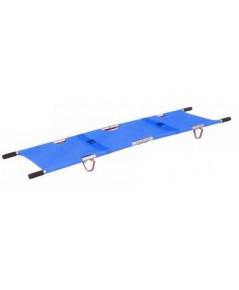 ชุดเปลผ้าใบเคลื่อนย้ายผู้ป่วย ชนิดพับได้ 2 ท่อน ขาตั้งมือจับ รุ่น YXH-1F1 ยี่ห้อ XIEEH
