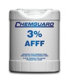 น้ำยาฟองโฟม AFFF 3 เปอร์เซนต์ ขนาด 208 ลิตร  รุ่น C303D ยี่ห้อ CHEMGUARD มาตรฐาน UL listed