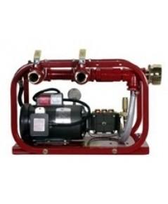 ชุดทดสอบสายส่งน้ำดับเพลิงใช้มอเตอร์ไฟฟ้า 2 outlet 500 psi.รุ่น EL-FHT ยี่ห้อ Rice มาตรฐาน NFPA