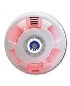 ตัวตรวจจับความร้อนที่ 65 เซลเซียสคงที่ชนิดใช้ถ่าน 3V รุ่น YDT-H02 ยี่ห้อ TYY
