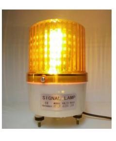 ไฟหมุนชนิดหลอด LED (ไม่มีเสียง)