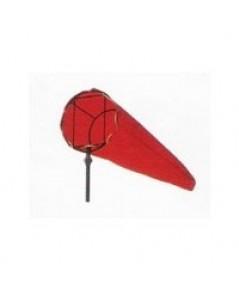 ถุงลมบอกทิศทางลมขนาดเส้นผ่าศูนย์กลาง 50 cm.ยาว 180 cm.(ไม่รวมโครงเหล็ก)