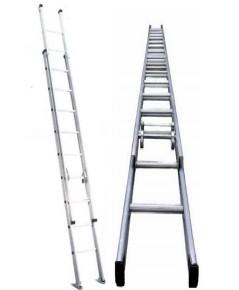 บันไดอลูมิเนียมแบบสไลด์สองชั้น ความยาวตั้งแต่ 6-40 ฟุต ให้เลือก ยี่ห้อ BARCO