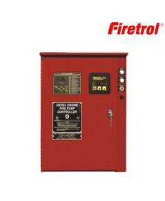 Diesel Engine Fire Pump Controller รุ่น FTA-1100J ยี่ห้อ FIRETROL มาตรฐาน UL/FM