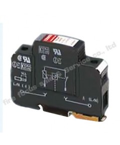 อุปกรณ์ป้องกันไฟกระโชก รุ่น VAL-MS 320 ยี่ห้อ FHOENIX CONTACT