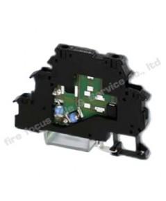 อุปกรณ์ป้องกันไฟกระโชก รุ่น TT-2-PE/S1-24DC(2839538) ยี่ห้อ FHOENIX CONTACT