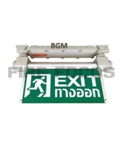 Exit light battery pack Ex de IIB T6 BGM