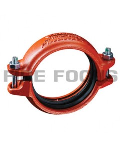 Firelock EZ Rigid coupling Model.S/009N 6inch. UL/FM 365psi.,painted VICTAULIC