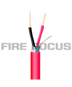 Fire Alarm Cable-Shield Multi Conductor 105\'C ขนาด AWG18 (1.00mm) รุ่น FACS-18-02