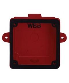 กล่องครอบกันน้ำ รุ่น WBB ใช้ติดตั้งกับกระดิ่ง SSM24 ยี่ห้อ System Sensor