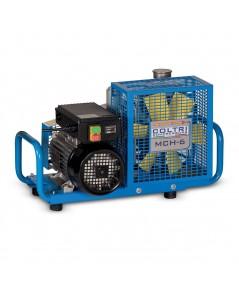 เครื่องอัดอากาศสำหรับถัง SCBA แบบไฟฟ้า 230VAC ,2.2kW รุ่น MCH6/EM ยี่ห้อ Coltri