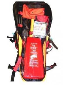 ชุดอุปกรณ์พร้อมกระเป๋าสำหรับพนักงานกู้ภัยอาคารสูง รุ่น P and F 1000
