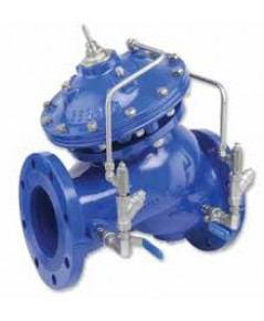 BERMAD Hydraulic Non-Slam Check Valve With Opening  Closing Speed Control 250 psi.model.WW-760-03