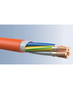 STUDER Fire Resistance Cable BS 6387(950C.3Hrs)Multicore model.BETAflam FR MI,90mc-Multicore,0.6/1kV