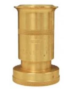 หัวฉีดปรับฝอยทองเหลือง 1-1/2 นิ้ว รุ่น 02-465 ยี่ห้อ DIXON-POWHATAN มาตรฐาน UL/FM