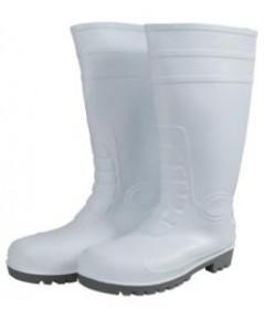 รองเท้าบู้ทสีขาวสำหรับงานอุตสาหกรรมอาหาร รุ่น 865 ยี่ห้อ Stunt