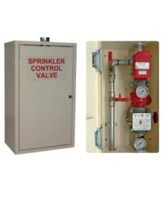 ตู้เก็บอุปกรณ์สำหรับ Test Sprinkler หรือ Test Drain 50x30x18 cm. แขวนลอย