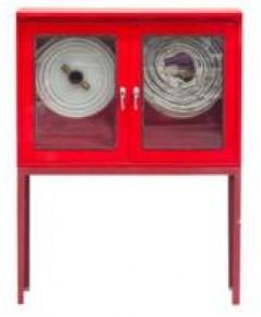 ตู้เก็บสายส่งน้ำดับเพลิง 2 เส้นแบบใช้ภายนอกอาคาร ขนาด 120x80x30 cm. (เฉพาะตู้)