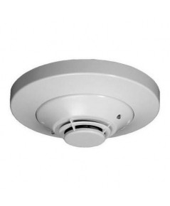 FIRE-LITE Addressable Fixed Temp 57C\'(135F\')Heat Detector; includes B210LP base model.H355