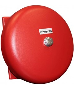 WHEELOCK กระดิ่ง Alarm Bell, 6 inch., 24VDC.model.MB-G6-24 R