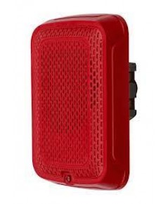 SYSTEMSENSOR Speaker, Wall, Red. model.SPRL