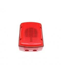 SYSTEMSENSOR Wall-mount fire Speaker,red, Outdoor.model.SPRK