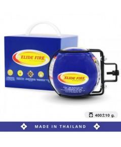 ลูกบอลดับเพลิง สำหรับติดตั้งในรถยนต์ ยี่ห้อ ELIDE FIRE