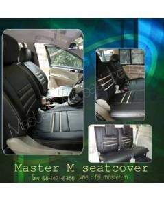 ชุดหุ้มเบาะรถยนต์ Master M ปาเจโร่ สปอร์ต