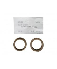 แหวนลูกบนความร้อน UPPER ROLLER BUSHING SHARP MX-B201D/B200/AR151/160/5516/5520 ( NBRGP0567FCZZ) ของแ
