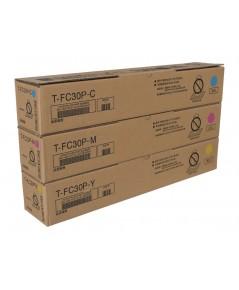 ตลับหมึกพิมพ์ TONER CARTRIDGE TOSHIBA FC-30P FOR eSTUDIO-2050C/2550C/2551C (700g)