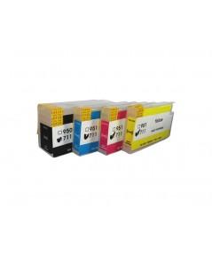 แท้งค์ตลับหมึก TANK INK CARTRIDGE HP DESIGNJET T120/T520 รวมชิพ