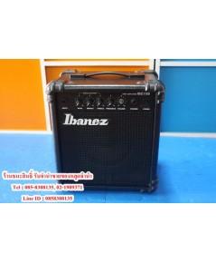 ตู้แอมป์เบส Ibanez IBX10B