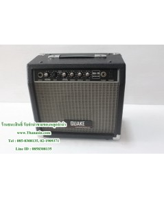 Guitar Amplifier Quake รุ่น GA-15