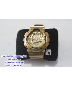 นาฬิกา Casio G-SHOCK รุ่น GA-110GD