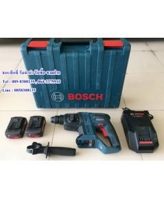 สว่านโรตารี่ไร้สาย Bosch GBH 180-LI