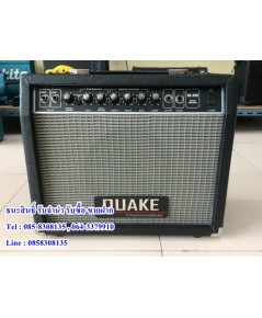 Guitar Amplifier ยี่ห้อ Quake รุ่น GA-30R