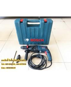 สว่านโรตารี่ 3 ระบบ Bosch รุ่น GBH 2-24 DFR