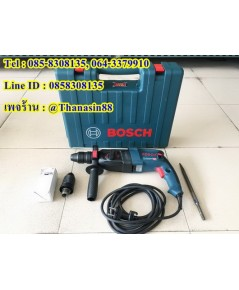สว่านโรตารี่ Bosch รุ่น GBH 2-26 DFR