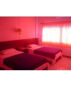ห้องแอร์เตียงคู่