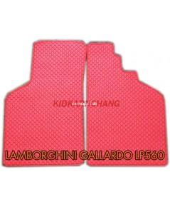 ยางปูพื้นลายกระดุม LAMBORGHINI GALLARDO LP560