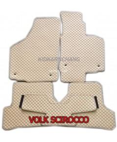 ยางปูพื้นลายกระดุม VOLK SCIROCCO