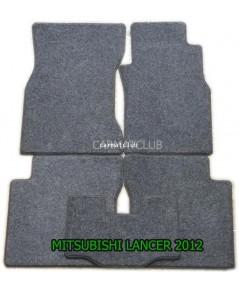 พรมปูพื้นรถยนต์ แบบพรมผ้า MITSUBISHI LANCER 2004-2012