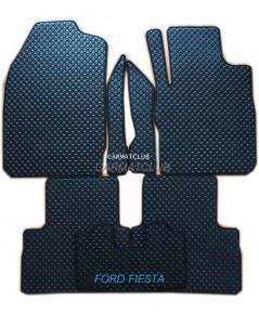 ยางลายกระดุม เกรดPremium Ford Fiesta