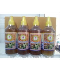 น้ำผึ้งดอกลิ้นจี่ ขนาดบรรจุ 650 กรัม เท่ากับ 450 มิลิลิตร ไม่รวมค่าขนส่งค่ะ