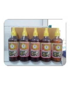 น้ำผึ้งดอกลำไย ขนาดบรรจุ 650 กรัม พิเศษสำหรับเดือนนี้ รวมค่าขนส่ง ภายใน กรุงเทพฯ
